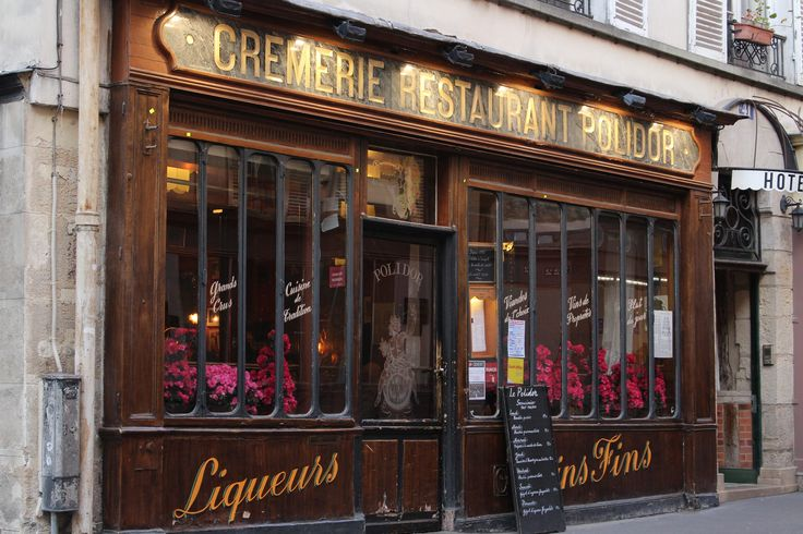 Dinner! #Polidor #Paris