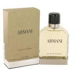 Armani Eau De Toilette Spray By Giorgio Armani