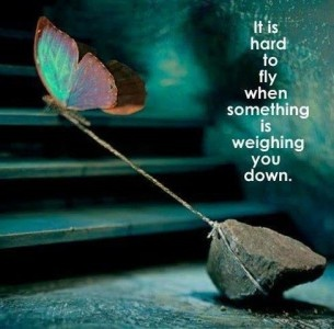 Click for full image: Life Quotes, Flying, Butterflies, Weights, Let Go, Letgo, Truths, So True, Inspiration Quotes