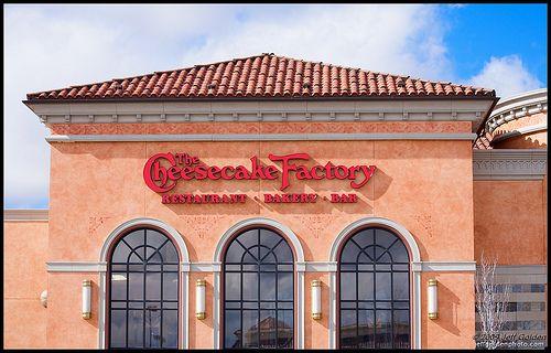 Cheescake Factory Restaurant by jeff_golden, via Flickr