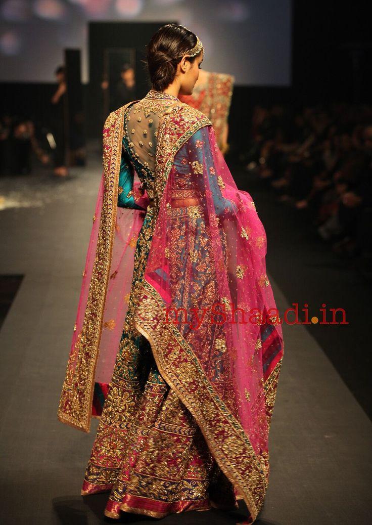 myShaadi.in > Indian Bridal Wear by Ritu Kumar
