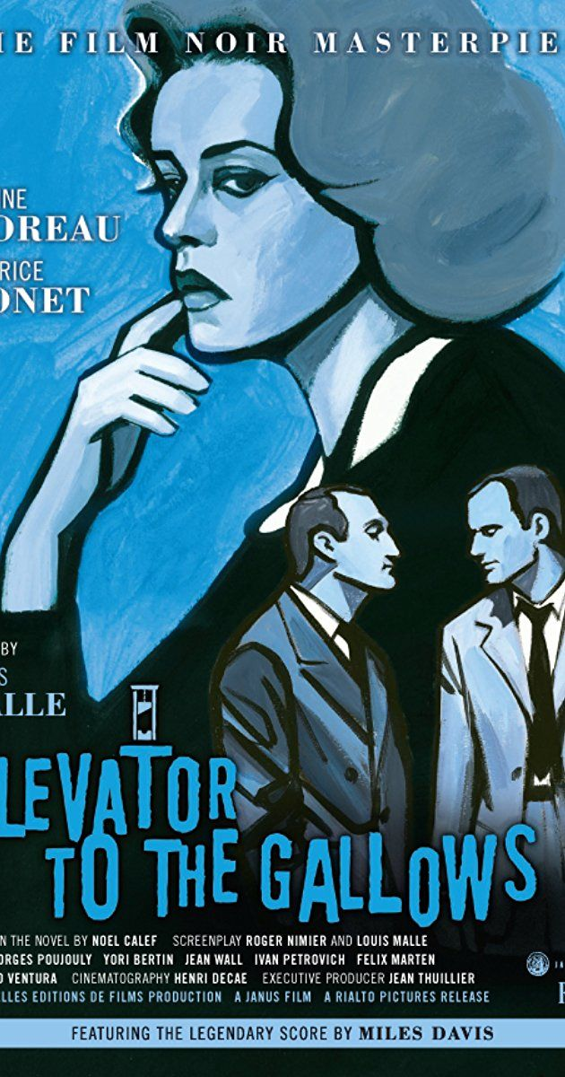 Directed by Louis Malle.  With Jeanne Moreau, Maurice Ronet, Georges Poujouly, Yori Bertin. A self-assured businessman murders his employer, the husband of his mistress, which unintentionally provokes an ill-fated chain of events.