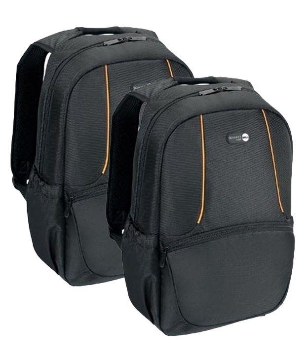 Dell Black Formal Laptop Bag Combo Sets, http://www.snapdeal.com/product/dell-black-formal-laptop-bag/1990284406