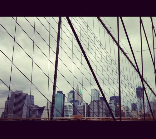 view of NYC from B.B