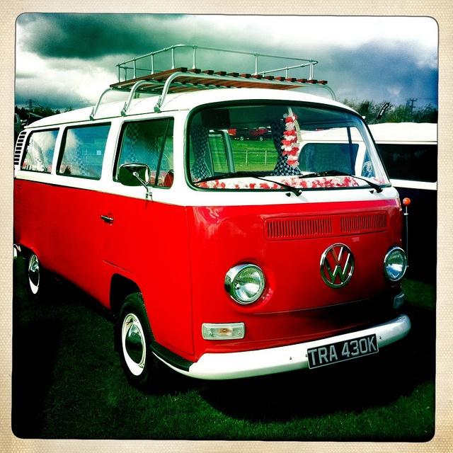 Bay Window VW Camper by JacquiJSB, via Flickr