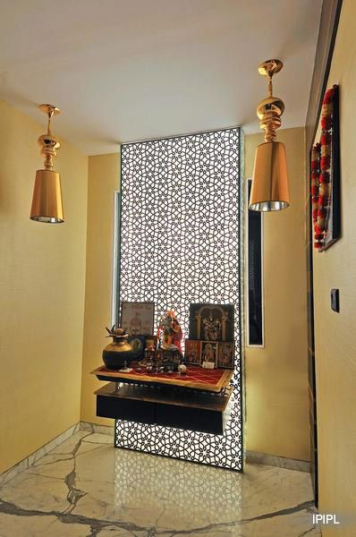 Interior design pooja mandir