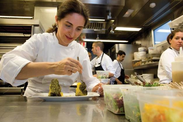 Spain's finest launch first London restaurant  In February 2013, London's Halkin hotel will prepare for the launch of the first international venture from Juan Mari and Elena Arzak (pictured) – the feted father-and-daughter team behind Basque legend Arzak.