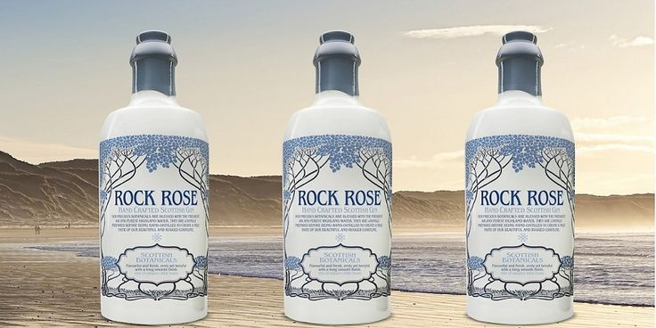 WIN a case of Rock Rose Gin – sponsor of The Length of Britain Challenge