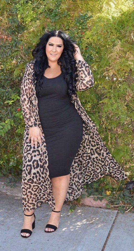 Plus size outfit inspiration 4