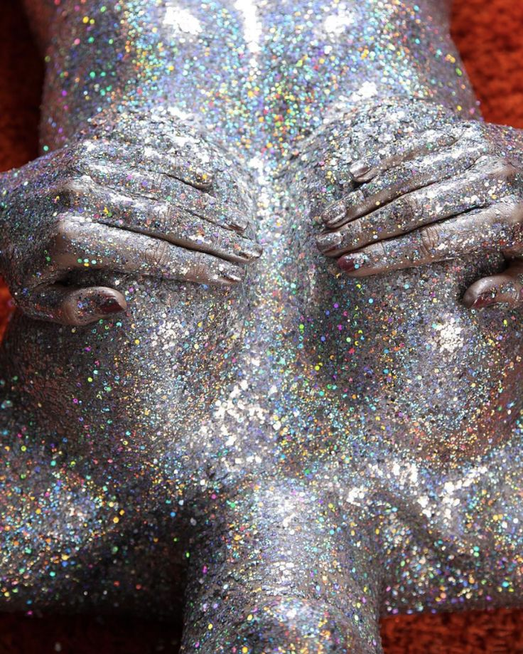Forget Flower Crowns And Bindis, Glitter Tits Are The New Festival Trend Of Choice