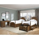 Found it at Wayfair - Hunter's Ridge Four Poster Bedroom Collection