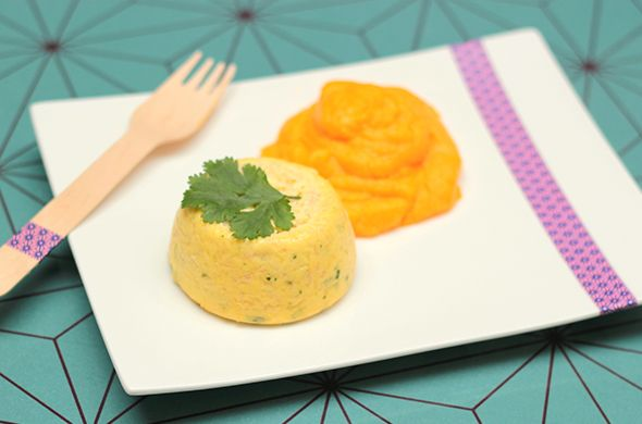 Amélie du blog Camélie nous propose aujourd'hui une recette originale de mini quiche lorraine sans pâte, et au Nutribaby !
