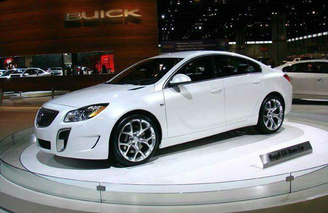 2015 Buick Regal GS AWD