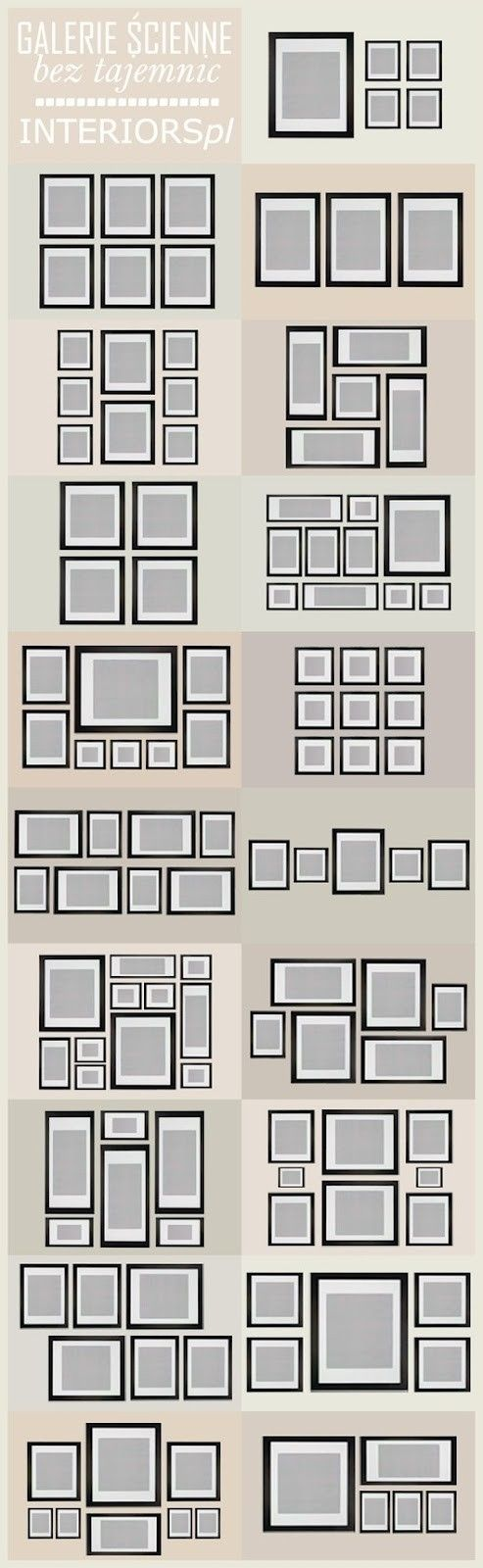 pictures layout ideas