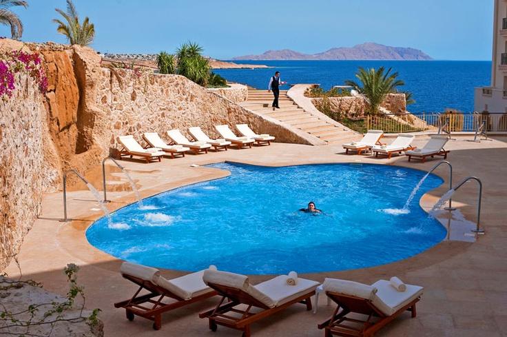 Hotel Stella Di Mare Beach & Spa 5*, Sharm El Sheikh, Egipt.