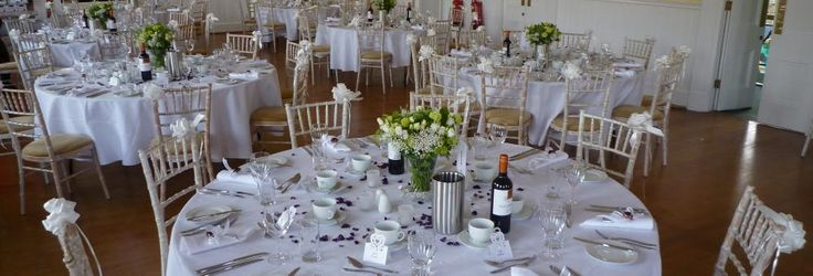 Corsham Town hall wedding reception