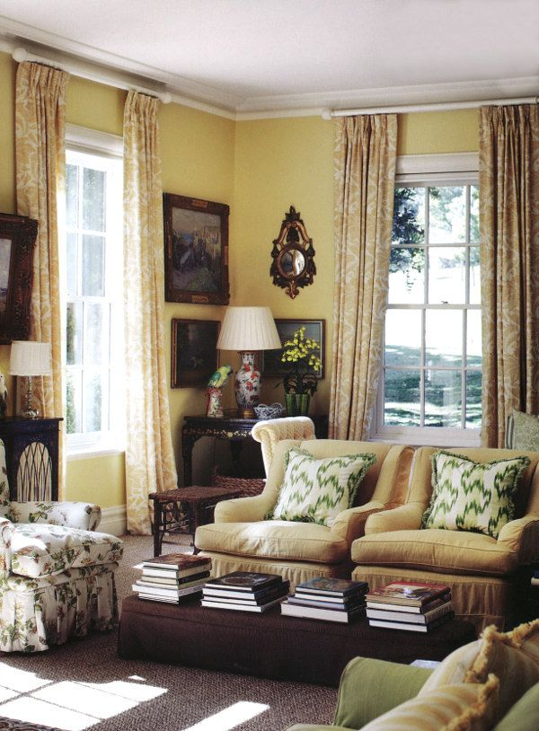 An English country inspired home