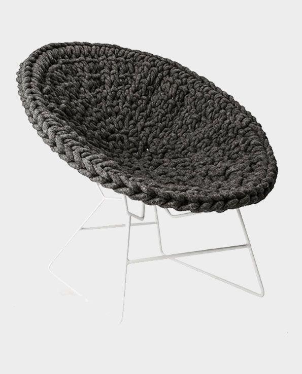 Fotel Lana – Szary – MR Design