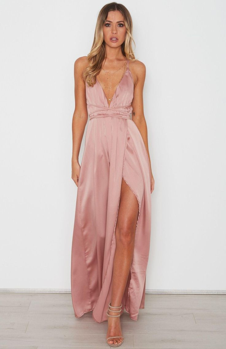 Pink Dress 2018