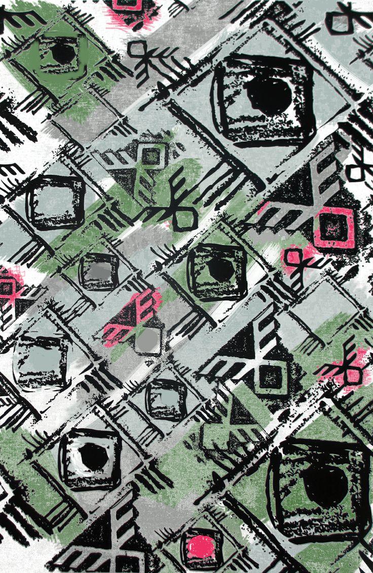 Textile Pattern 3