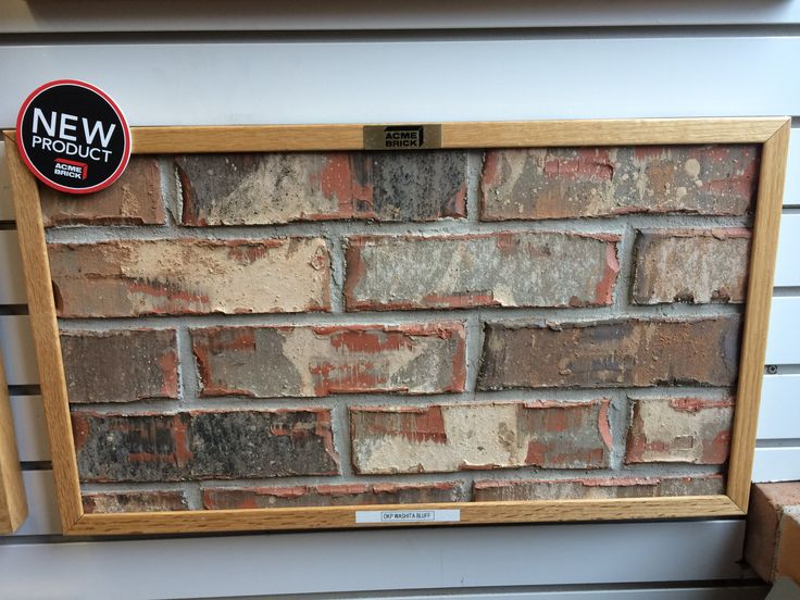 Acme Brick Washita Bluff Brick Pinterest