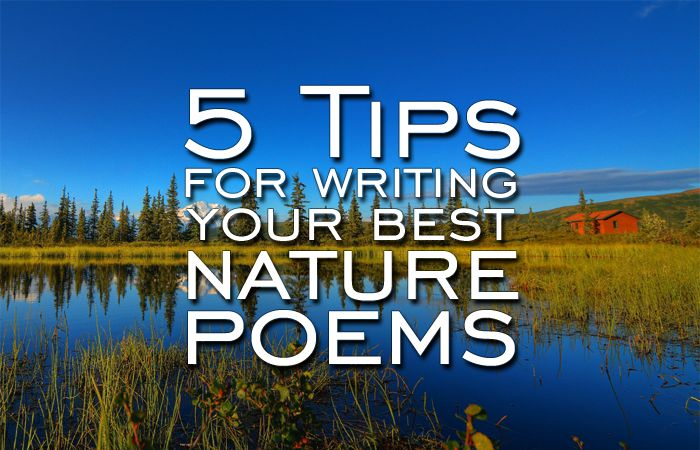 tips for writing poems Poetry writing tips power poetry is the world's first and largest poetry community for teens — there are tens of thousands of poems in our community.