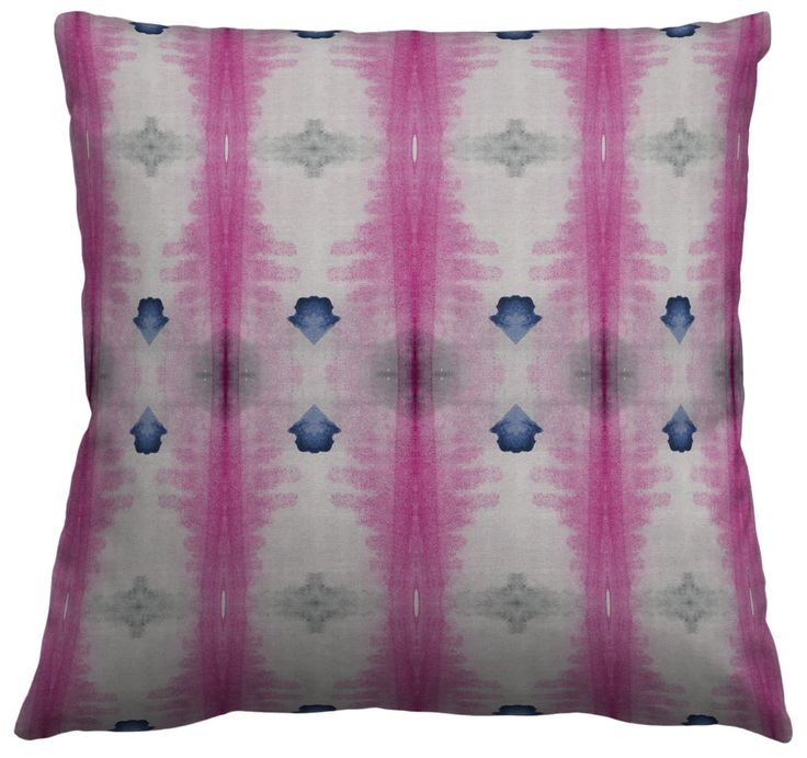 Square Throw Pillow in Direction, Ella Shorebreak Gale, designed by Becki Owens and featured on Guildery