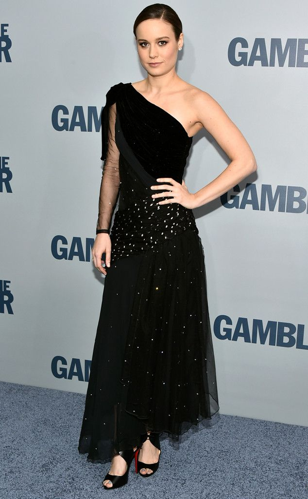 One-Shoulder Chic from Brie Larson's Best Looks   E! Online