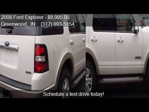 2008 Ford Explorer Eddie Bauer 4x4 4dr SUV (V6) for sale in