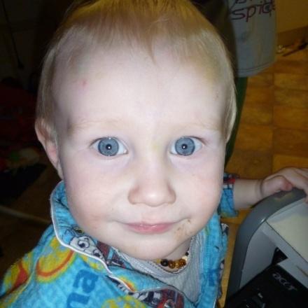 James F | BONDS Baby Search 2013