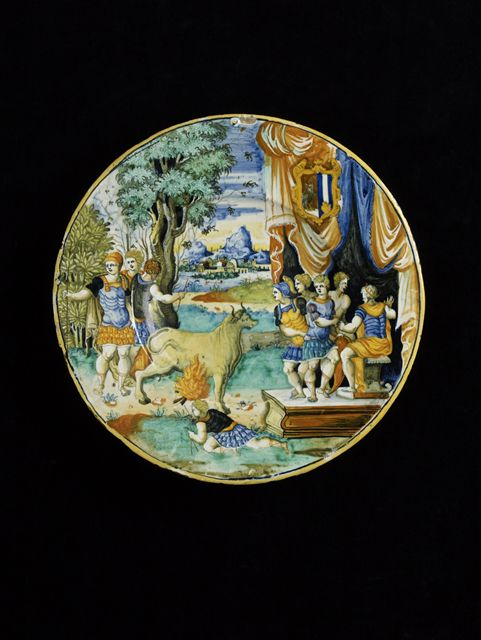 Collections: Online: Maiolica: Browse - Ashmolean Museum