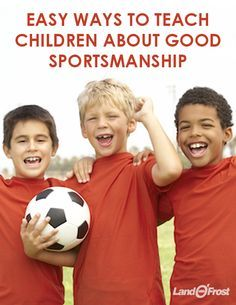 As youth summer sports activities get underway, check out our guide for discussing fairness, integrity, and good sportsmanship with your children.