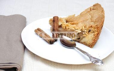 APPLE PIE SENZA ZUCCHERO 1 pack of Miscela per Torte e Biscotti senza zucchero (our Mix for cakes and biscuits, sugar free), 100 g of butter, 1 egg, 800 g of apples, 1 teaspoon of cinnamon. Greedy Apple Pie , sugar free! #dessert #cake #pie #apple #applepie #ilovesanmartino