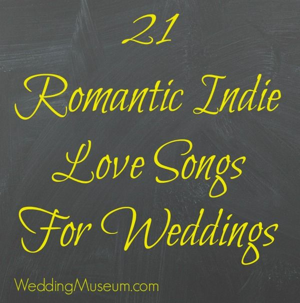 Romantic Indie love songs can be played at many different styles of weddings. Firstly, what exactly is indie music? Indie is short for independent. Therefore, music not produced by a commercial record label or subsidiary. Indie is of its own music genre. However, this could include indie pop, indie rock, etc. Because the songs are …