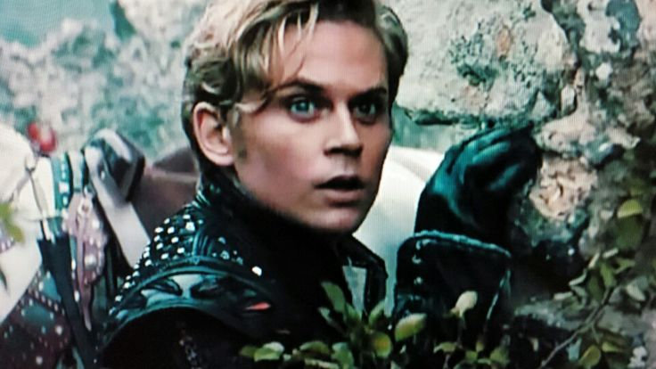 Into the Woods, Rapunzel's prince (Billy Magnussen)