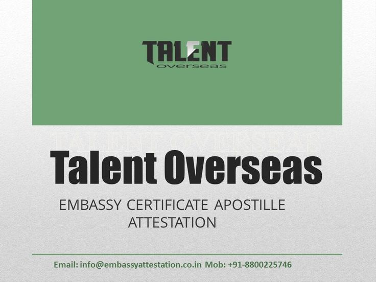 Mejores 25 imágenes de Embassy Certificate Attestation in Ahmedabad ...