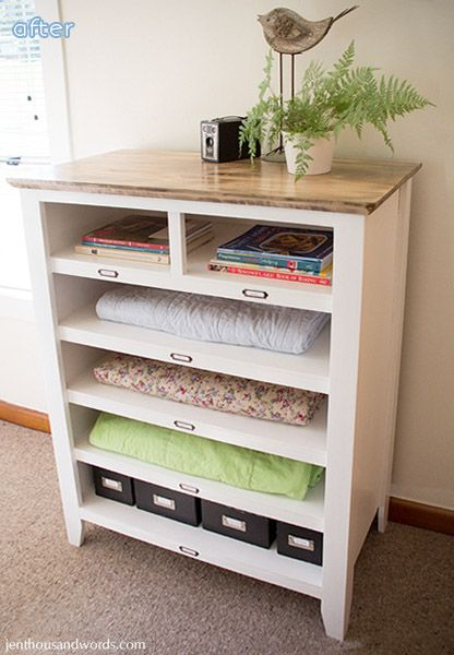 Best 25 no dresser storage ideas on pinterest kids - Best way to organize bedroom furniture ...