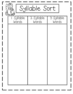 The First Grade Sweet Life: End of the Year Testing Printables - compound words, contractions, syllable sort, homophones, synonyms, verbs and nouns