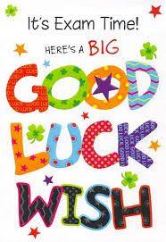 good luck exams - Google Search