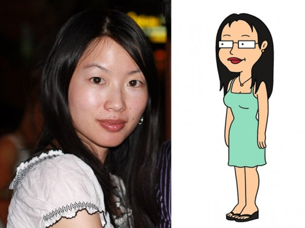 "Interview With YA Author and ""Family Guy"" Writer/Producer Cherry Chevapravatdumrong"