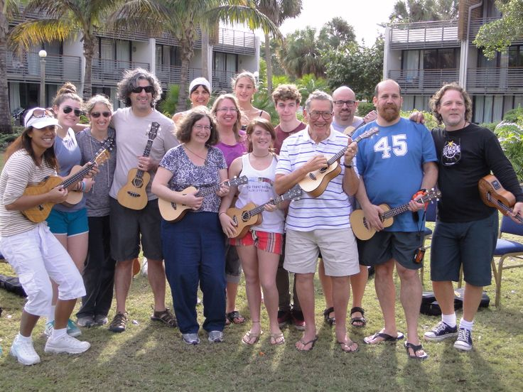 First live music performance at Club Med Sandpiper Bay.