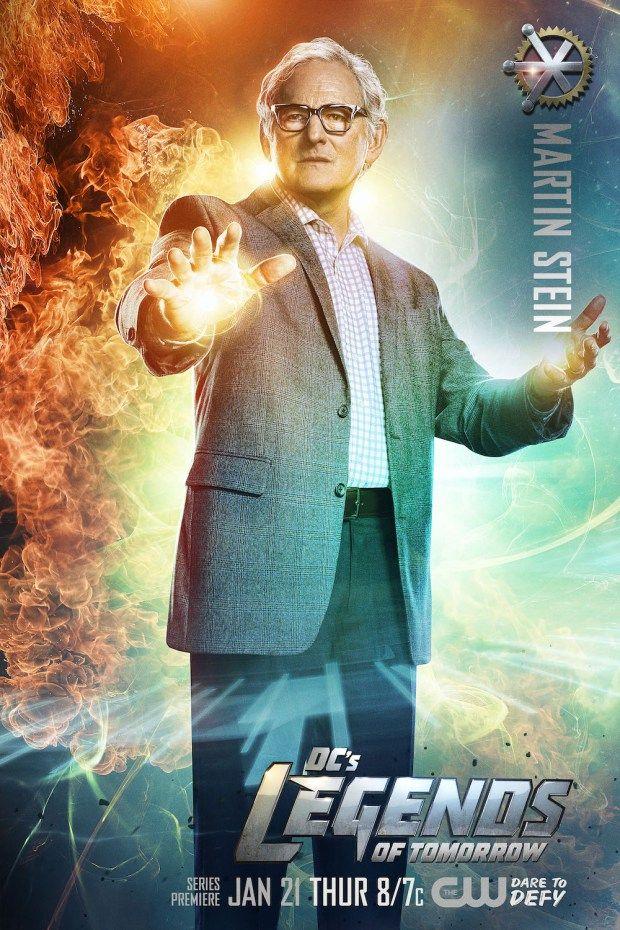 Legends of Tomorrow fait le plein de posters   COMICSBLOG.fr