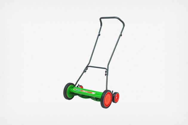 The Scotts 2000-20 20-Inch Classic Push Reel Lawn Mower is the manual lawn mower we chose after spending 30 hours interviewing a turfgrass scientist and testing four models with a golf-course grounds crew.
