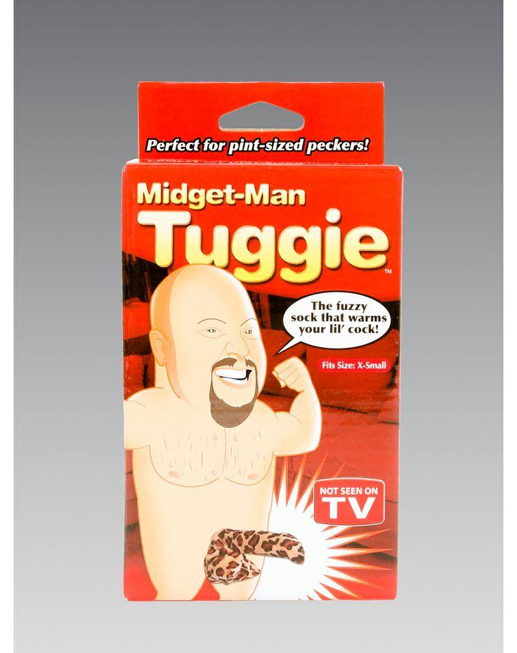 Midget Man Tuggie