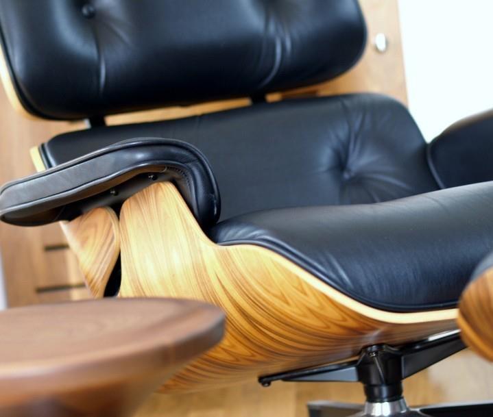 My Eames Lounge Chair - Love!