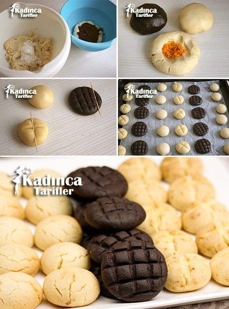 YUMURTASIZ SÜTSÜZ KURABİYE TARİFİ http://kadincatarifler.com/yumurtasiz-sutsuz-kurabiye-tarifi