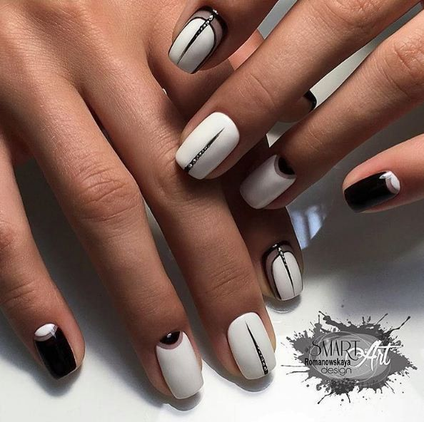 Simple Nail Art. Gallery Of Simple Nail Art With Simple Nail Art ...