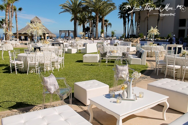 So beautiful!! Gaby from Vivid Occasions does an amazing job... Destination Wedding in Cabo
