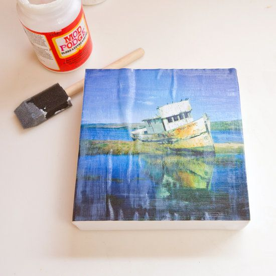 DIY Instagram Canvas Prints