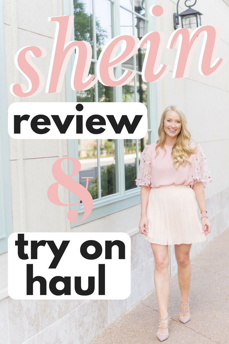 Shein Review And Shopping Tips Try On Haul Strawberry Chic Shein Review Shein Outfits Shopping Hacks
